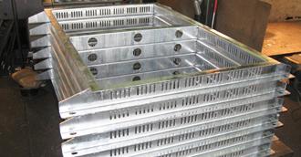 共立プレス工業 株式会社,鉄加工製品